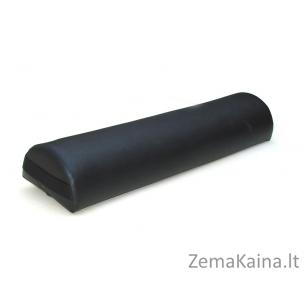 Masažinio stalo pagalvėlė Restpro pusinė / black