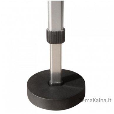 Padėkliukai aliuminio stalo kojoms