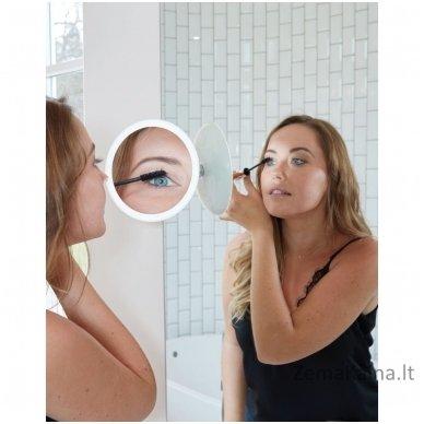 Padidinamas veidrodis LANAFORM x5 2in1 3