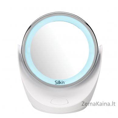 Padidinamasis veidrodis Silk'n Makeup Mirror su LED apšvietimu (x1 / x5) 2