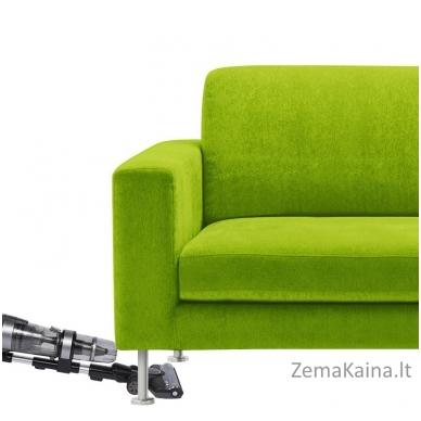 Pakraunamas dulkių siurblys ZYLE, ZY505VC 5