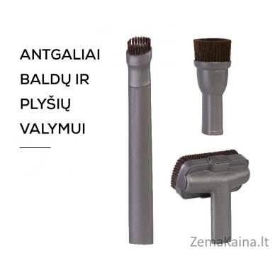 Pakraunamas dulkių siurblys ZYLE, ZY505VC 7