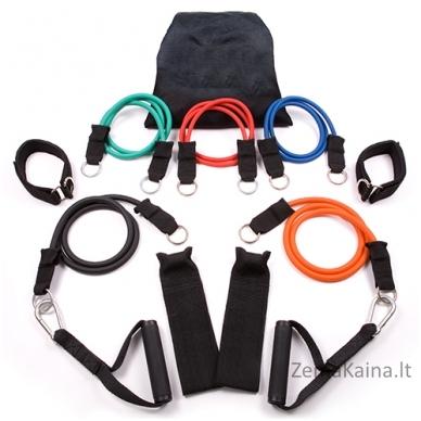 Pasipriešinimo Juostų Rinkinys Sportbay®