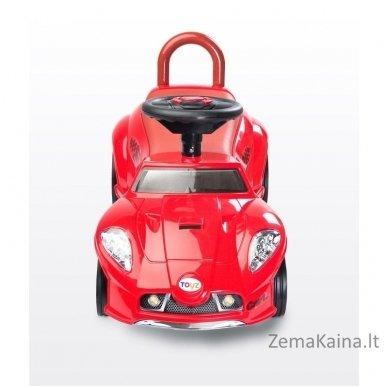 Paspiriamoji mašinėlė Caretero Cart Red 2