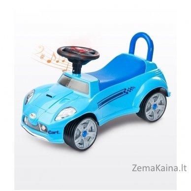 Paspiriamoji mašinėlė Caretero Cart Blue 2