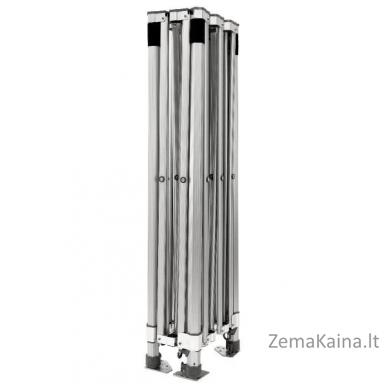Pavėsinė 3 x 4.5 m N serijos aliuminio konstrukcijos 3