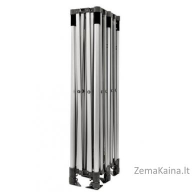 Pavėsinė 3 x 6 m ,  N serijos  aliuminio konstrukcijos 2
