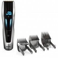 Philips HAIRCLIPPER Series 9000 Titano peiliukai, plaukų kirpimo mašinėlė,