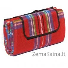 Pikniko kilimėlis METEOR, raudonas
