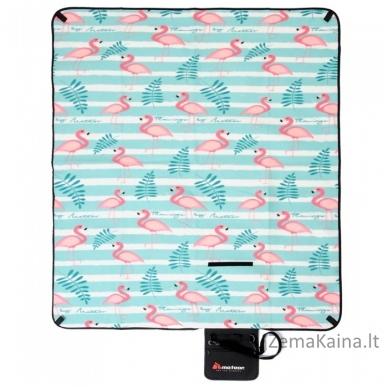 Pikniko kilimėlis METEOR Flamingo 5