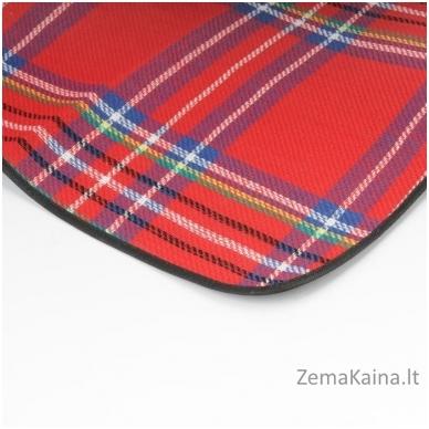 Pikniko kilimėlis METEOR, raudonas 3