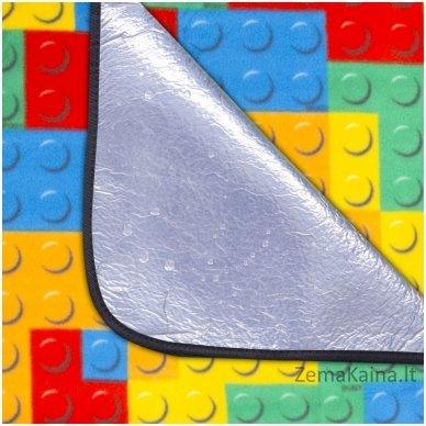 Pikniko pledas METEOR PICNIC BRICKS 2