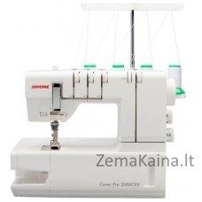 Plokščiasiūlė siuvimo mašina JANOME 2000CPX