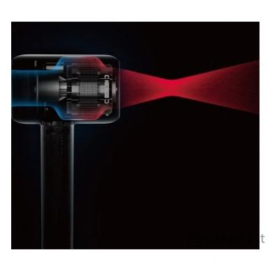 Plaukų džiovintuvas OSOM Professional Red OSOMF5RD, 1800 W, raudonas 5