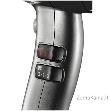 Plaukų džiovintuvas VALERA SXJ 8600 D RC SWISS SILENT JET IONIC 5