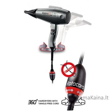 Plaukų džiovintuvas VALERA SXJ 8600 D RC SWISS SILENT JET IONIC 6