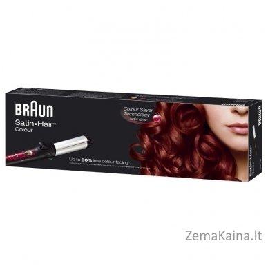 Plaukų formavimo žnyplės Braun EC2 3