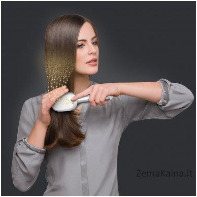 Plaukų šepetys Braun Ionic BR750 White 7