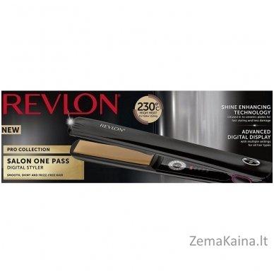 Plaukų tiesintuvas Revlon Pro Collection One Pass Styler RVST2167E 4
