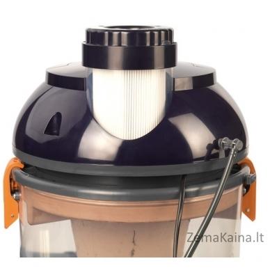 Plaunantis dulkių siurblys Arnica Hydra Rain su  vandens ir HEPA filtrais 3