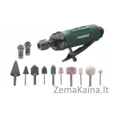 Pneumatinis šlifavimo įrankis su priedais DG 25 Set, Metabo