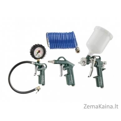 Pneumo įrankių rinkinys LPZ 4 Set, Metabo