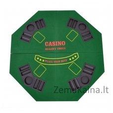 Pokerio stalviršis 4 žaidėjams Spartan