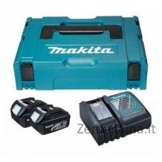 Priedų rinkinys Makita, skirtas 18 V ir 36 V įrankiams