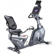 Profesionalus horizontalus dviratis treniruoklis inSPORTline Moriston RMB
