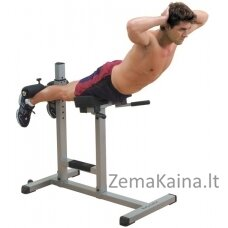 Profesionalus romėniškas, nugaros suoliukas Body Solid GRCH322