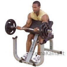 Profesionalus suolelis bicepsams Body-Solid GPCB329 PRO