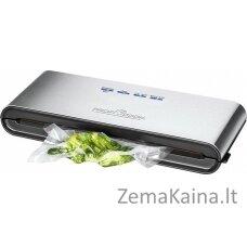 ProfiCook PC-VK 1080 vakuumavimo aparatas Juoda, Nerūdijančiojo plieno