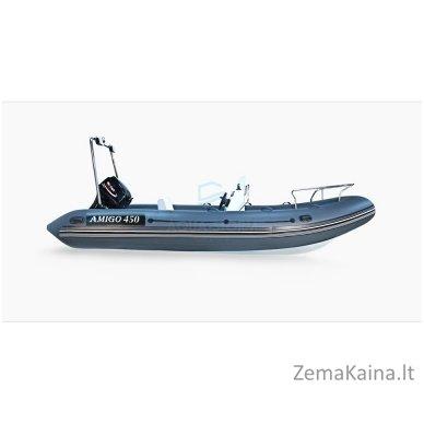 Pripučiama valtis Aqua Storm RIB AMIGO 450V 2