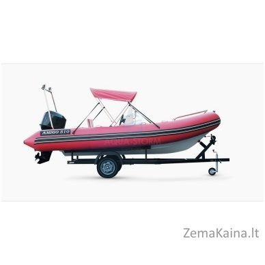 Pripučiama valtis Aqua Storm RIB AMIGO 510 2
