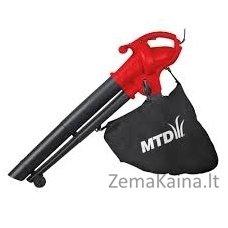 Pūtiklis-siurblys lapams MTD BV 2500