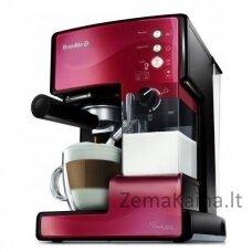 Rankinis kavos aparatas Breville PrimaLATTE VCF046X su kapučino funkcija