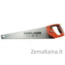 Rankinis pjūklas 500 mm 7TPI, Black+Decker