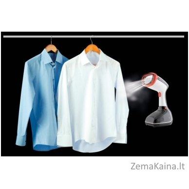 Rankinis drabužių garintuvas DI4 HAND STEAM 1100 2