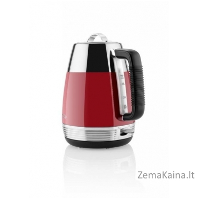 RETRO stiliaus virdulys ETA918690030 Storio, raudonas 5