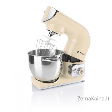 RETRO stiliaus virtuvinis kombainas ETA002890062 Gratus Storio, creme, 1200 W galia 5