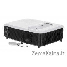 Ricoh PJ S2440 duomenų projektorius 3000 ANSI lumens DLP SVGA (800x600) 3D Kompiuterio projektorius Balta