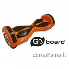 "Riedis GoBoard BT Remote 8"" Orange"