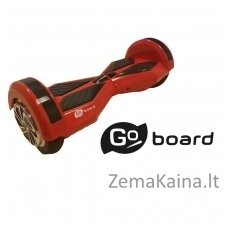 "Riedis GoBoard BT Remote 8"" Red"