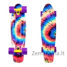 Riedlentė Pennyboard Worker Colory Purple