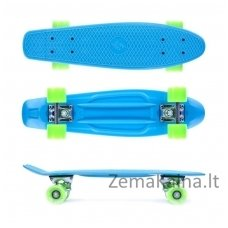 Riedlentė Spokey Cruiser Blue/Lime