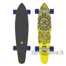 "Riedlentė Street Surfing Kicktail-Mandala Massala 36"""