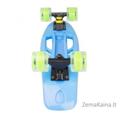 Riedlentė Pennyboard Worker Bony 22 Blue 3