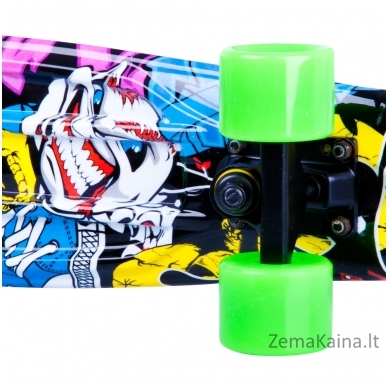 Riedlentė Pennyboard Worker Colory Angry Green 9