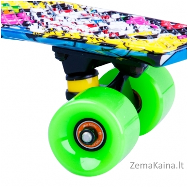 Riedlentė Pennyboard Worker Colory Angry Green 5