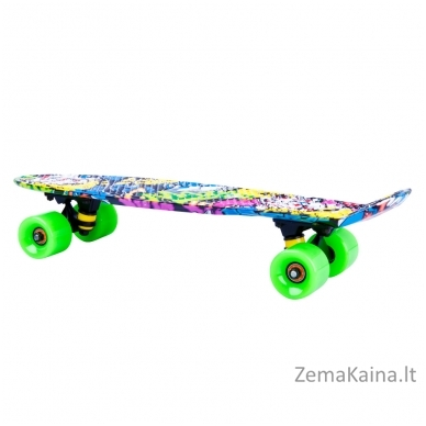 Riedlentė Pennyboard Worker Colory Angry Green 4